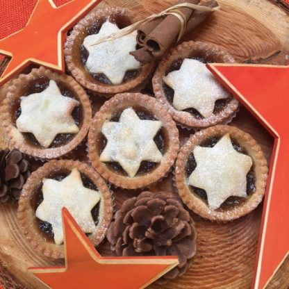 Cacao Bean Mince Pies